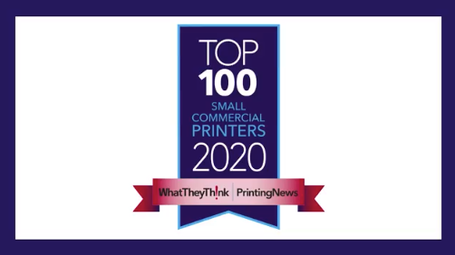 Top 100 Small Commercial Printers in 2020