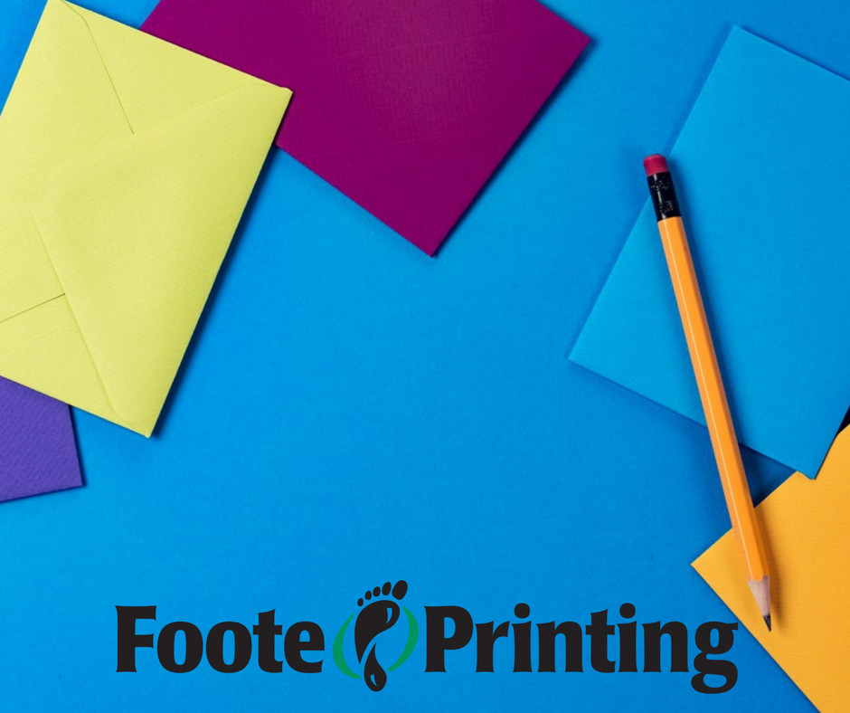 Converted Envelope Printing