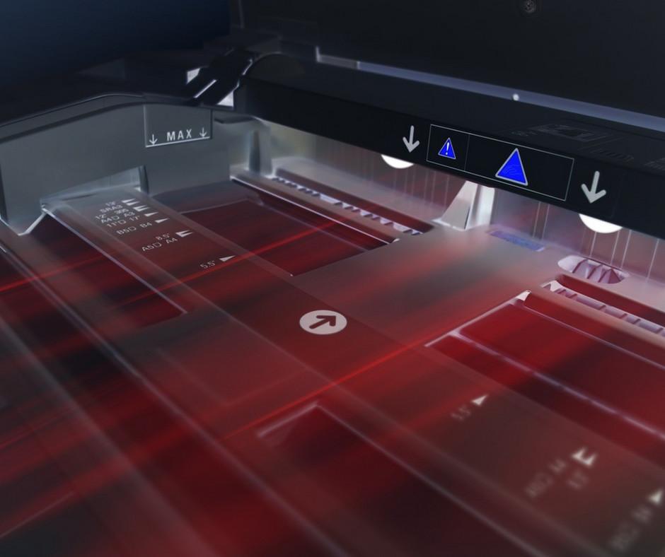 New Press at Foote Printing