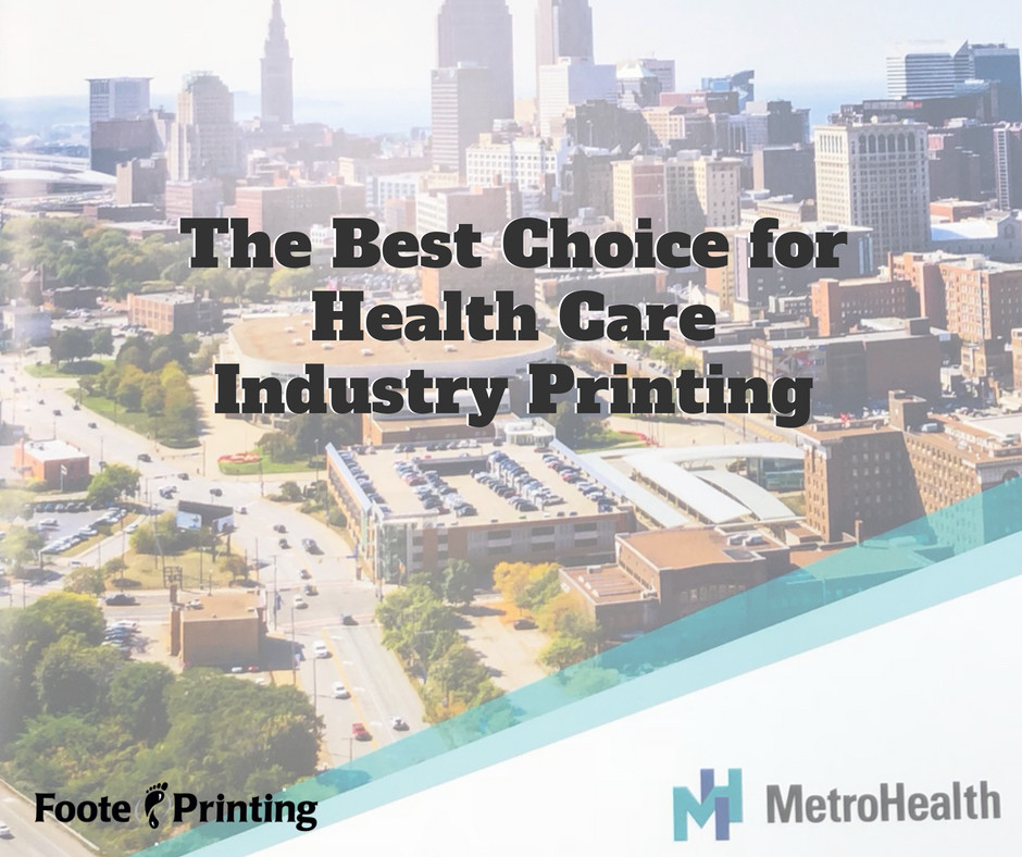 The Best Choice for Health Care Industry Printing