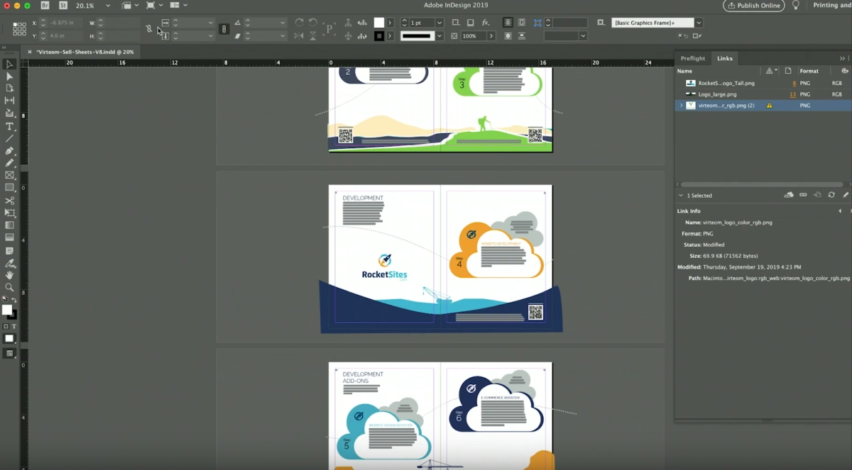 How to Export a PDF from InDesign
