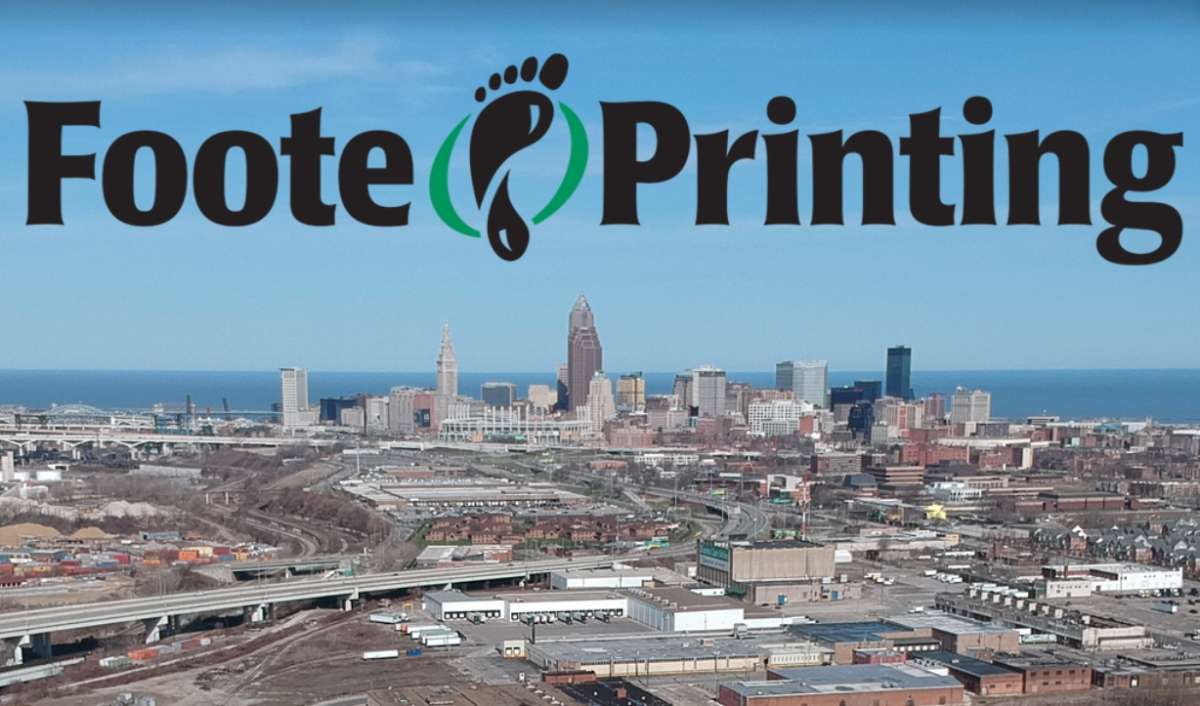 Foote Printing in Cleveland, Ohio