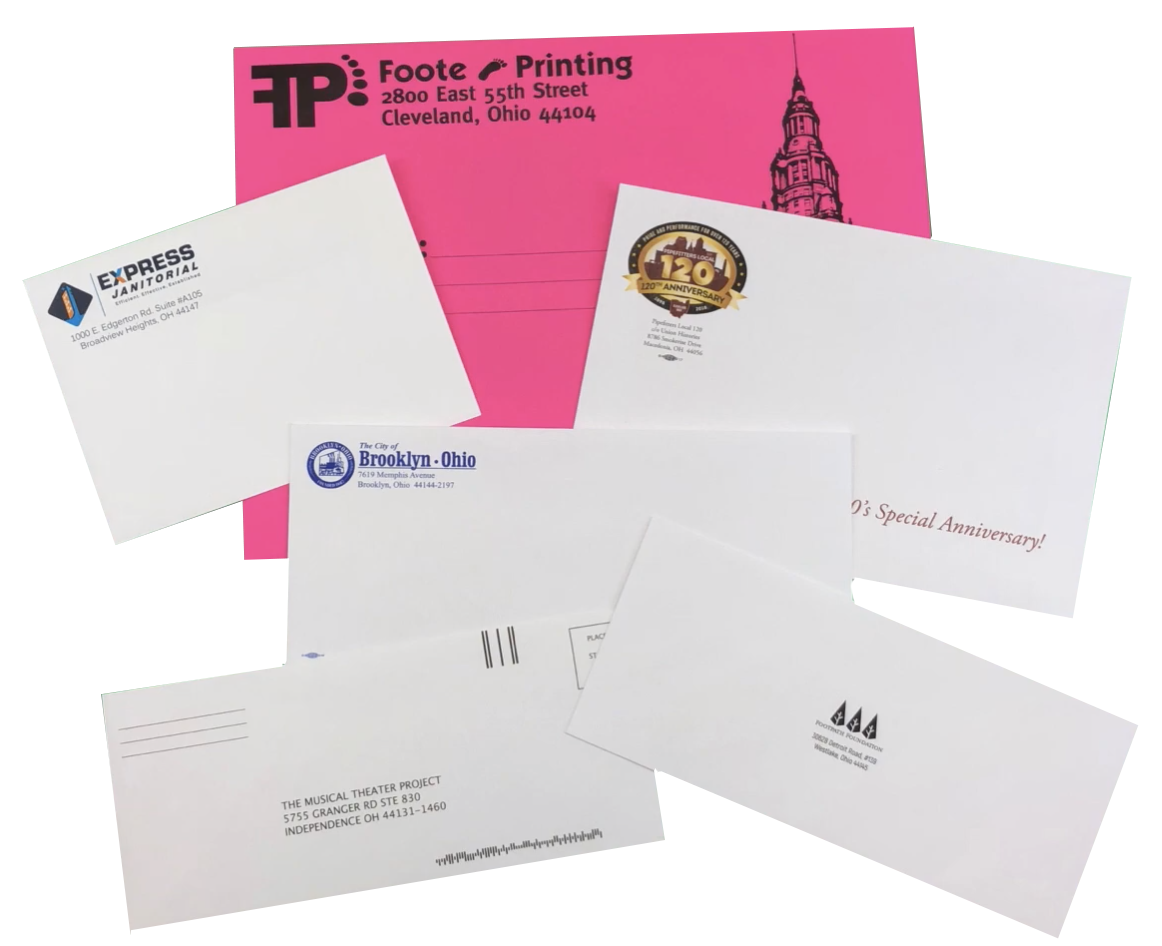 Grab Customers Attention with Custom Envelopes