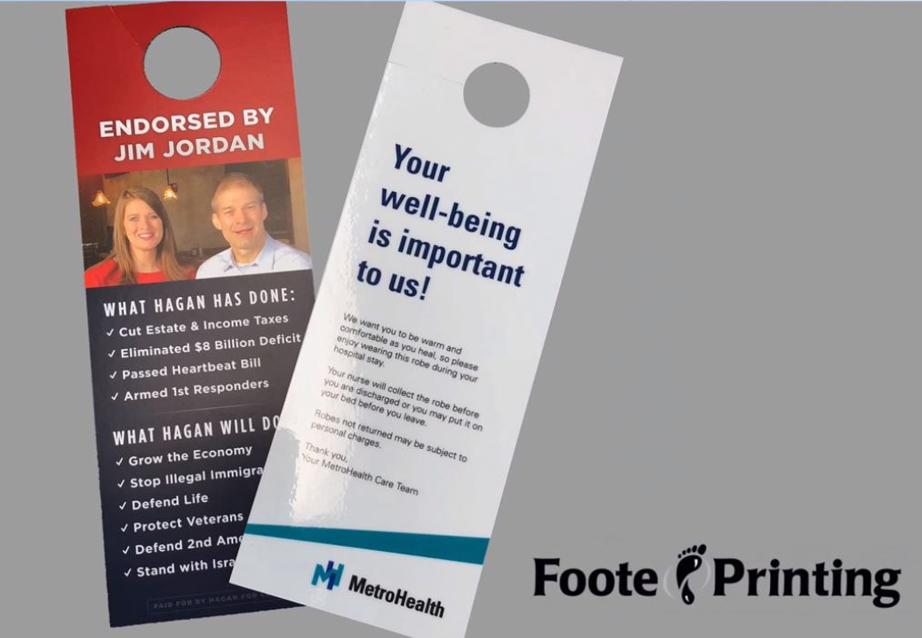 Door Hangers are a Great Print Marketing Tool for Your Business