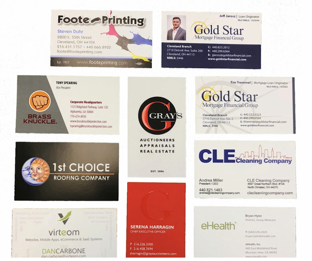 Printing and Lamination Services in Cleveland, Ohio