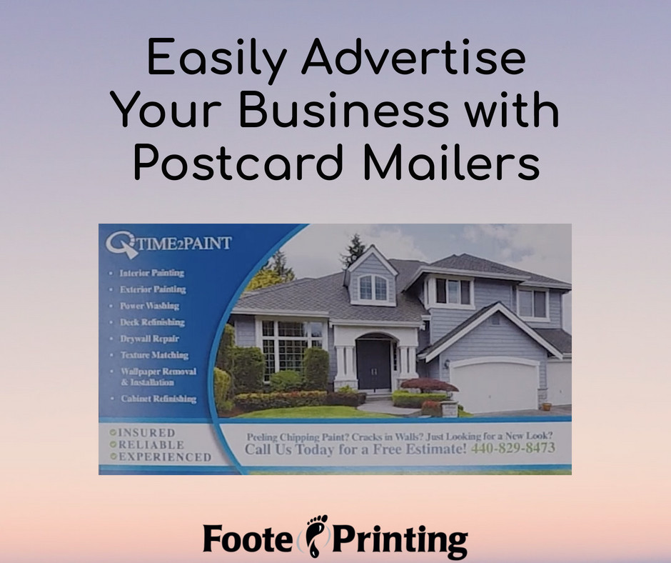 Easily Advertise Your Business with Postcards