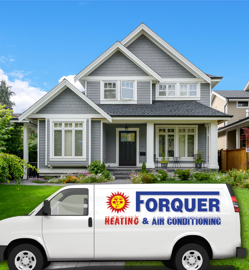A/C Replacement in Louisville, OH | Forquer Heating