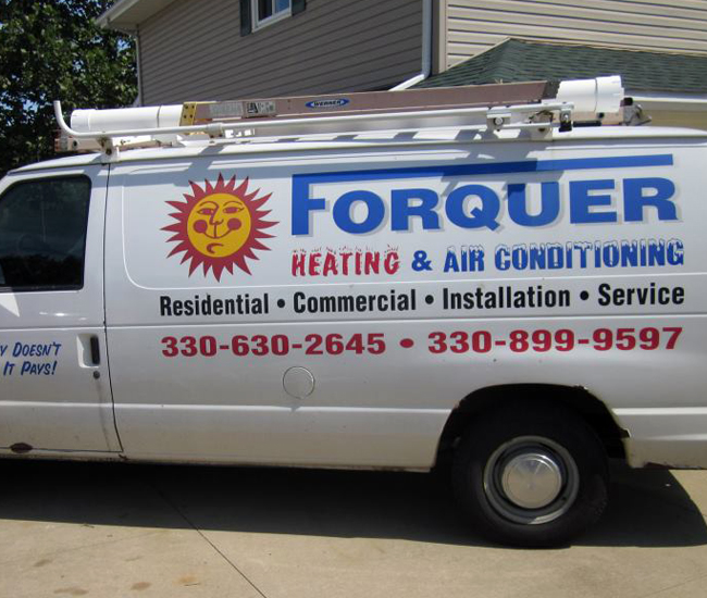 Furnace Installation in Akron / Canton | Forquer Heating & Cooling