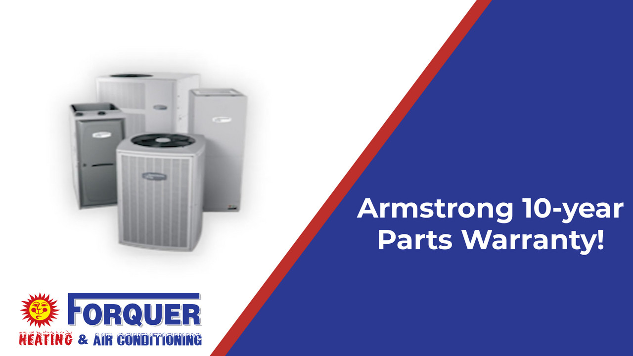 Why Choose Armstrong HVAC Equipment
