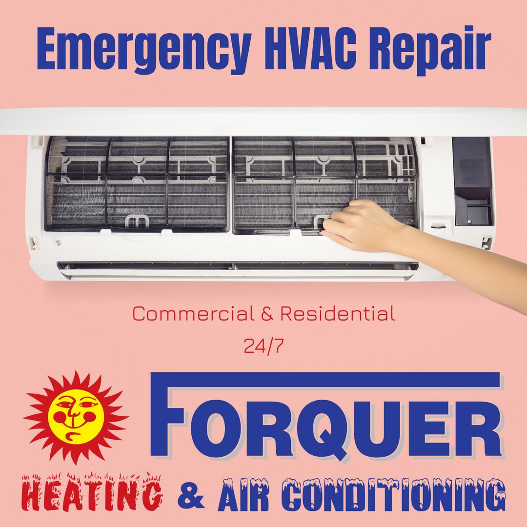 Emergency HVAC Repair in Akron, Ohio