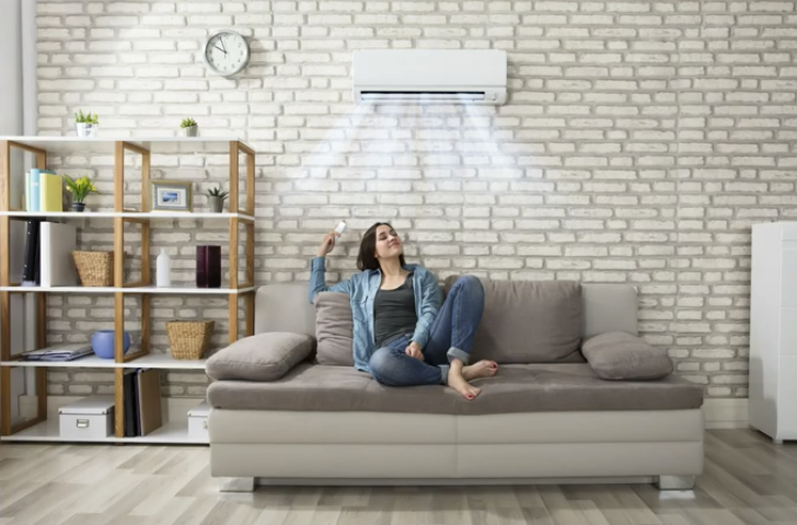 Air Conditioning Install in a Ductless Home  Is it Possible