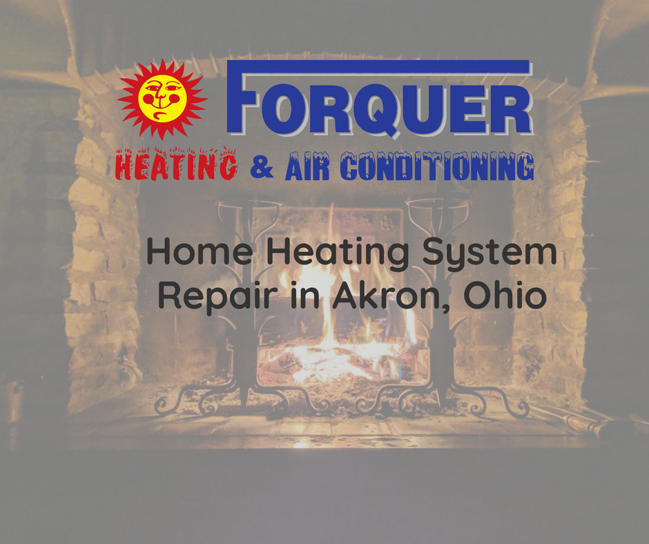 Home Heating System Repair in Akron, Ohio