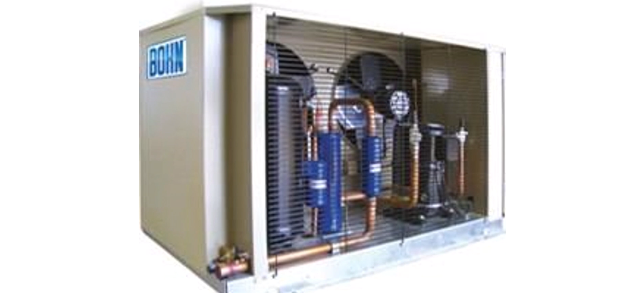 An example of a compressor for refrigerate | Forquer