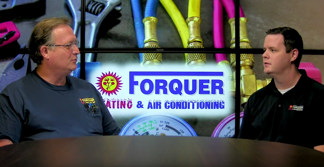 forquer heating and cooling in Akon, Ohio