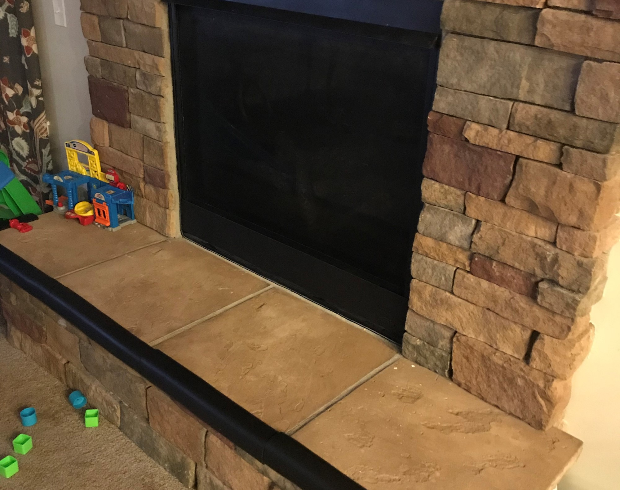 New Modern Fireplace Not Attached to A Chimney for Preventing Heat Loss | Forquer Heating and Air Conditioning of North Canton