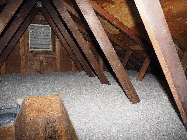 Insulation in Attic | Forquer Heating and Air Conditioning