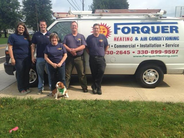 Forquer Heating and Air Conditioning | HVAC Services in Akron, Ohio