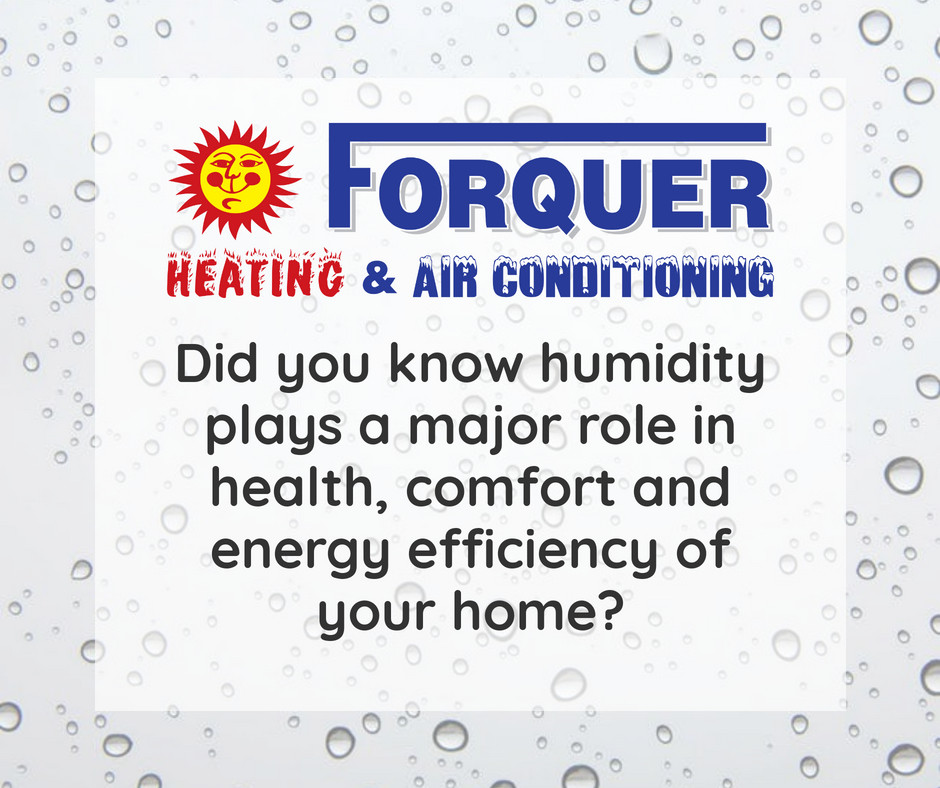 Humidity Control in Your Home