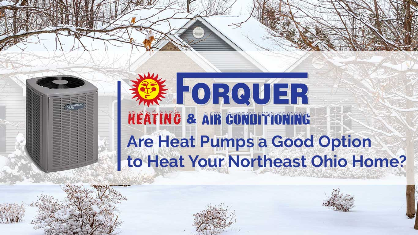 Heat Pumps and Heating Your Northeast Ohio Home