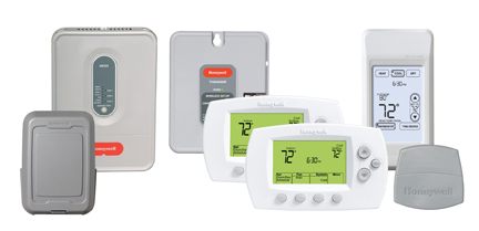 Zoning Systems from Honeywell | Forquer Heating & Air Conditioning
