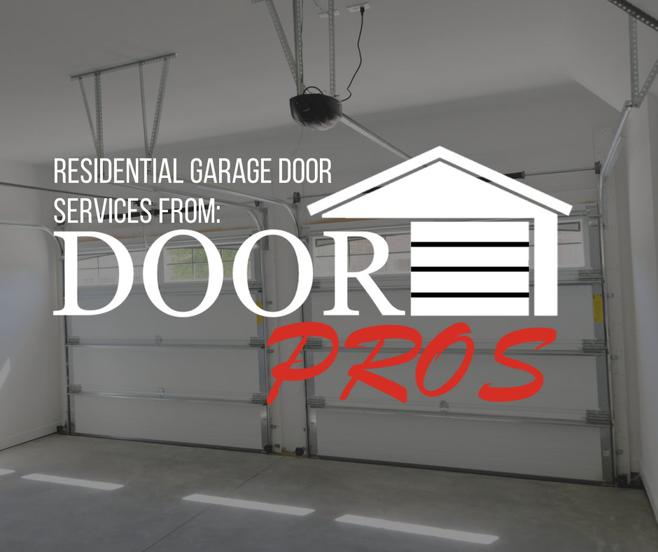 Residential Garage Door Maintenance and Repairs