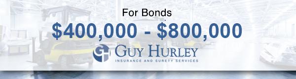 Online Bond Request | Guy Hurley
