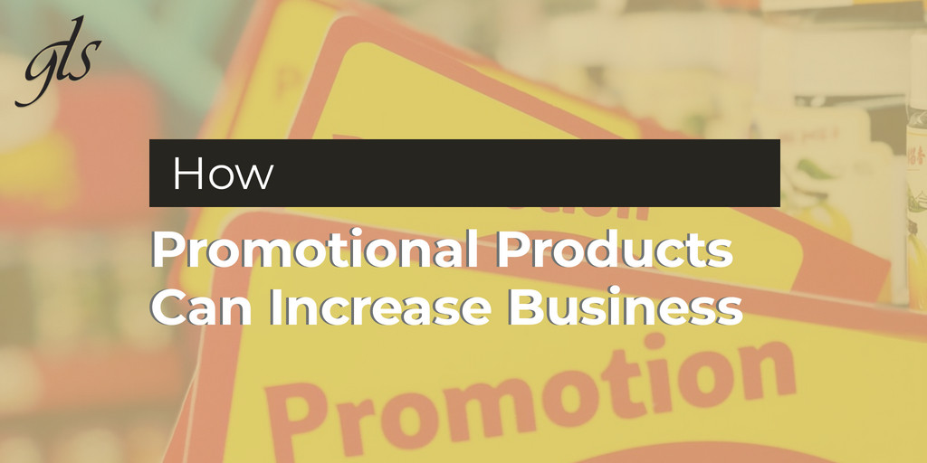 promotional products help build your business | brand trust | GLS Group