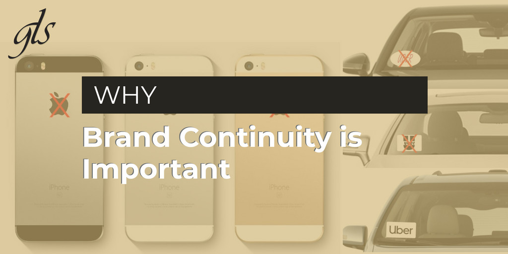 Why Brand Continuity is Important Image