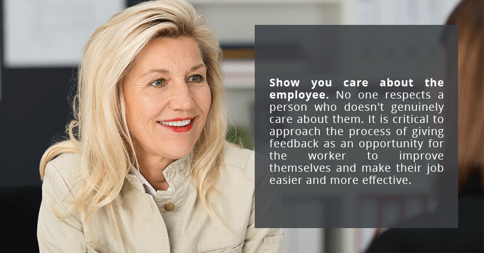 Show You Care About the Employee Quote | GLSGroup