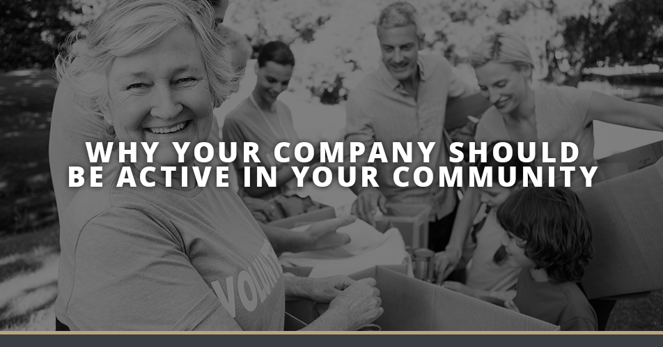 Why Your Company Should Be Active In Your Community | GLSGroup