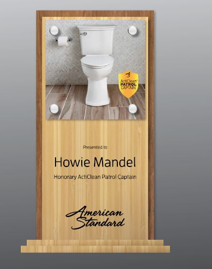 Howie Mandel Award | GLS Group