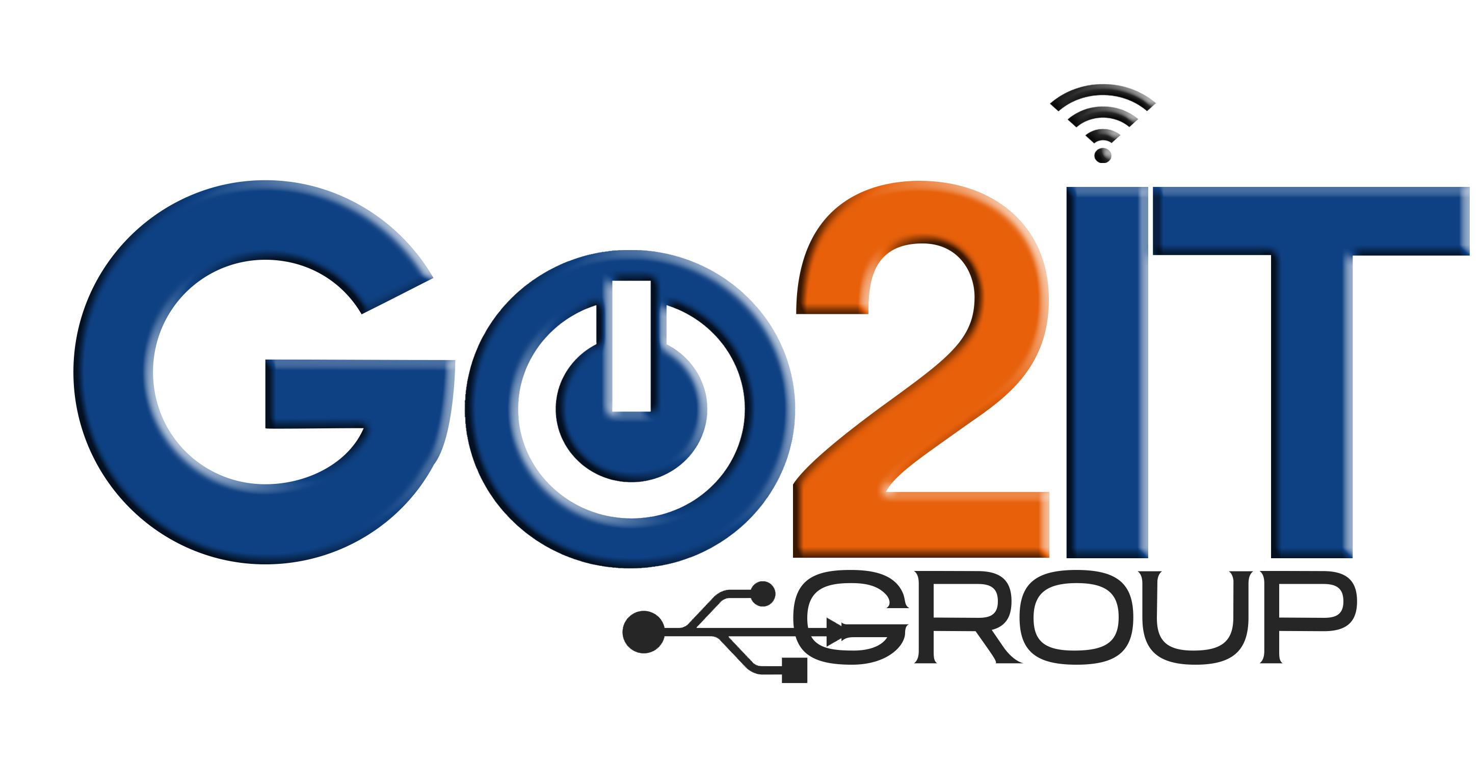 The Go2IT Group Logo