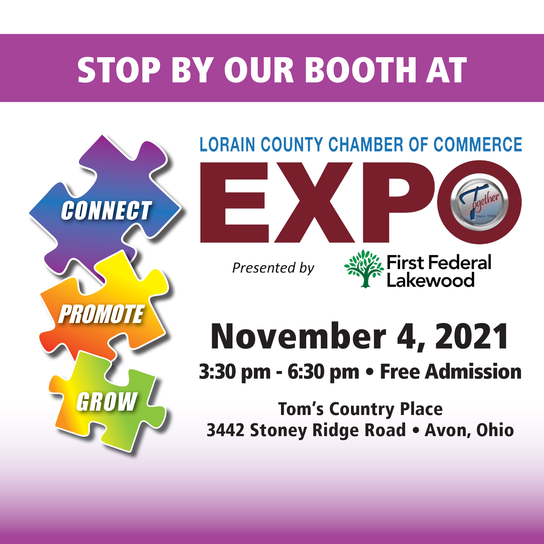 Lorain County Chamber of Commerce Business Expo