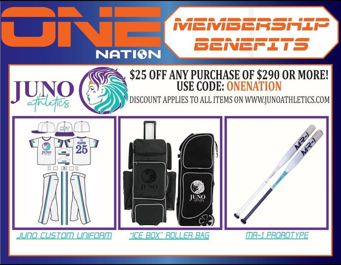 Juno Athletics and One Nation