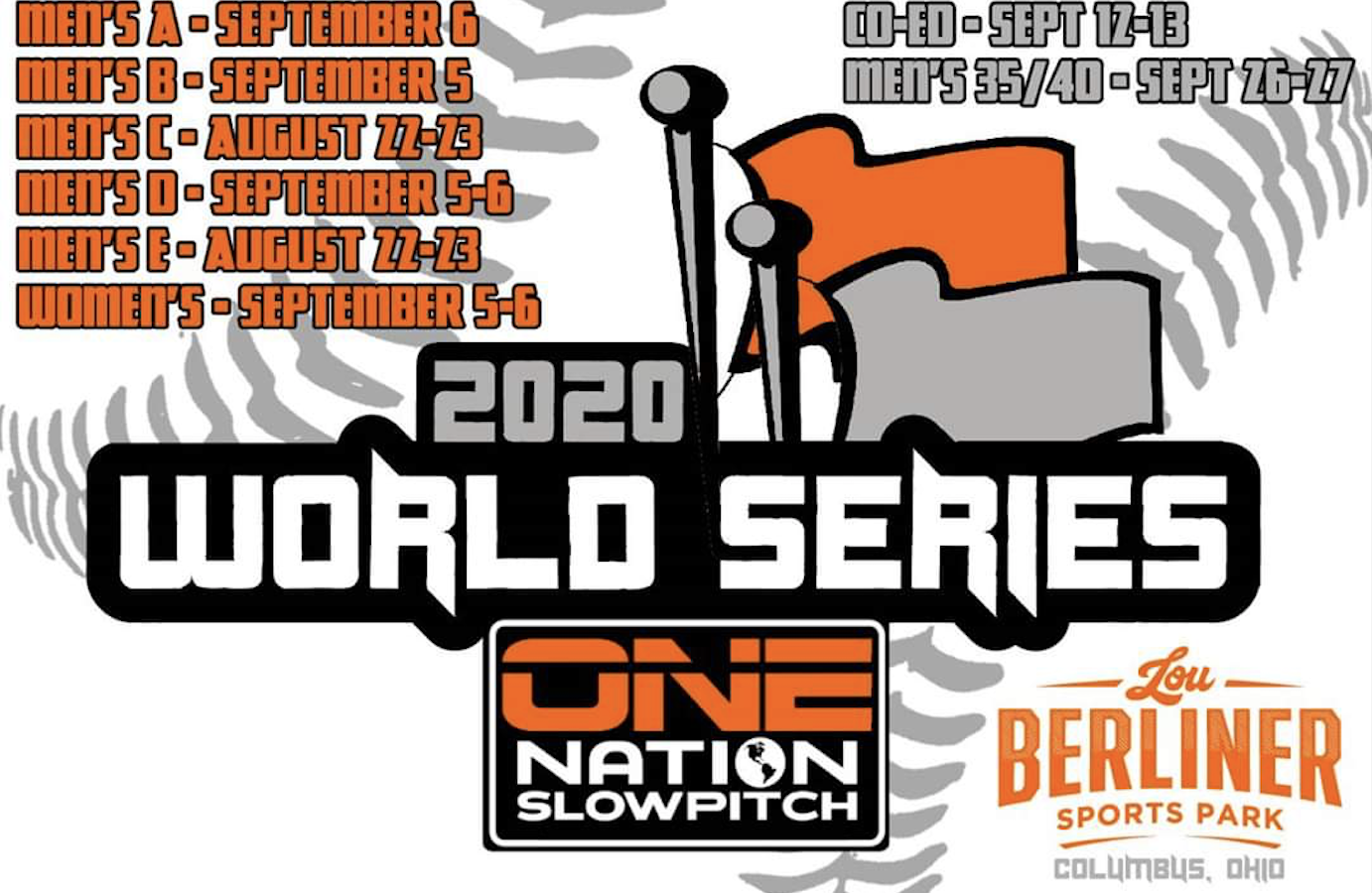 2020 One Nation World Series