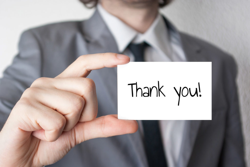 "The Art of ""Please"" and ""Thank You"""