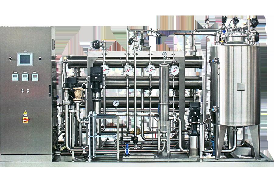 WFI Still | Hydrosol System