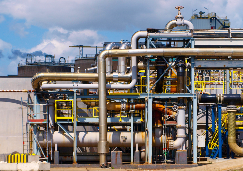 Ammonia condensers and stills require industrial chemical cleaning | Hydrosol System