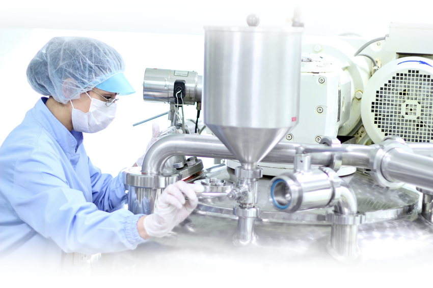 High purity and pharmaceutical passivation of stainless steel tanks and vessels | Hydrosol System