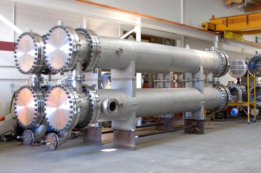 Heat exchangers   Hydrosol System