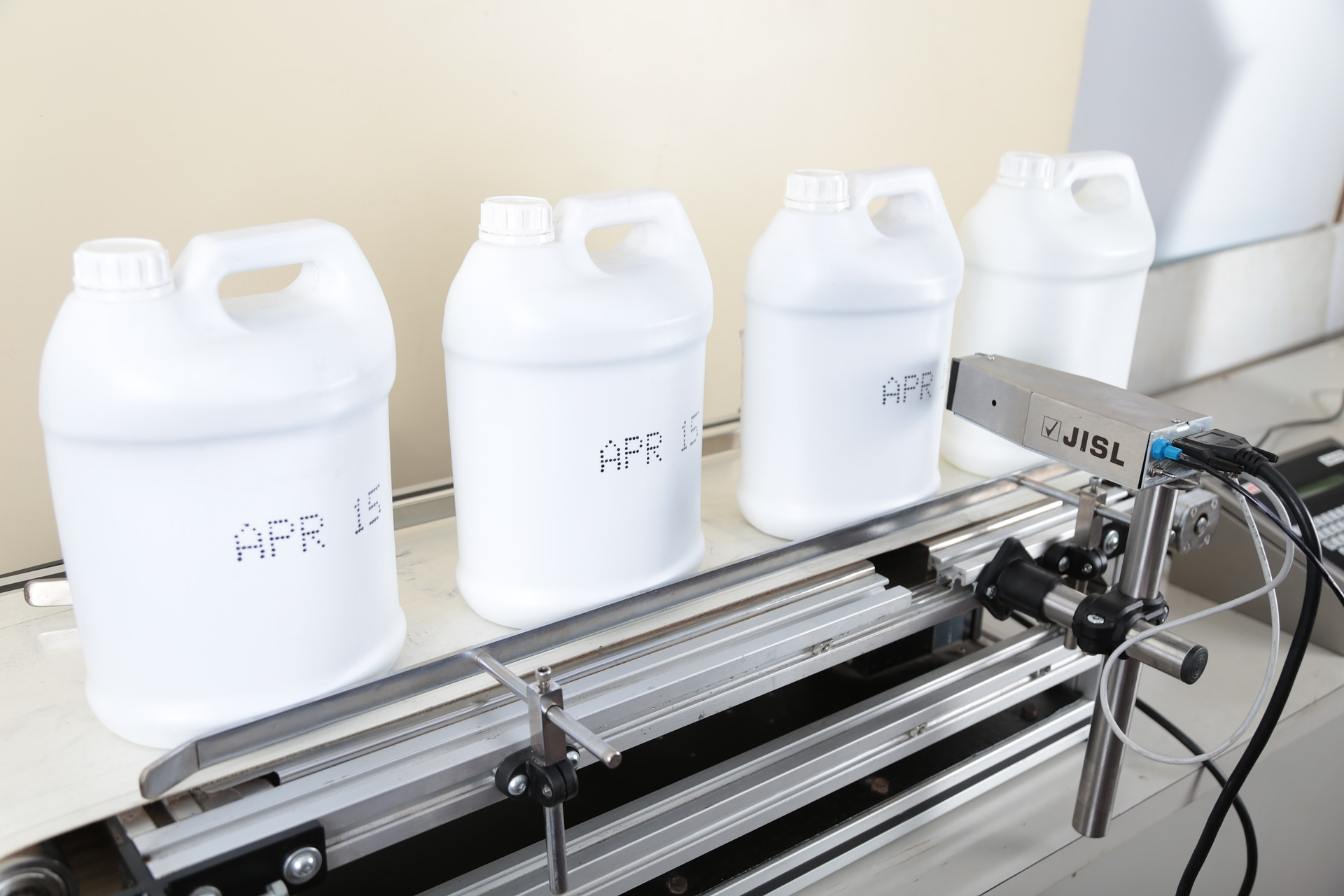 Consumer product line require chemical cleaning. | Hydrosol System
