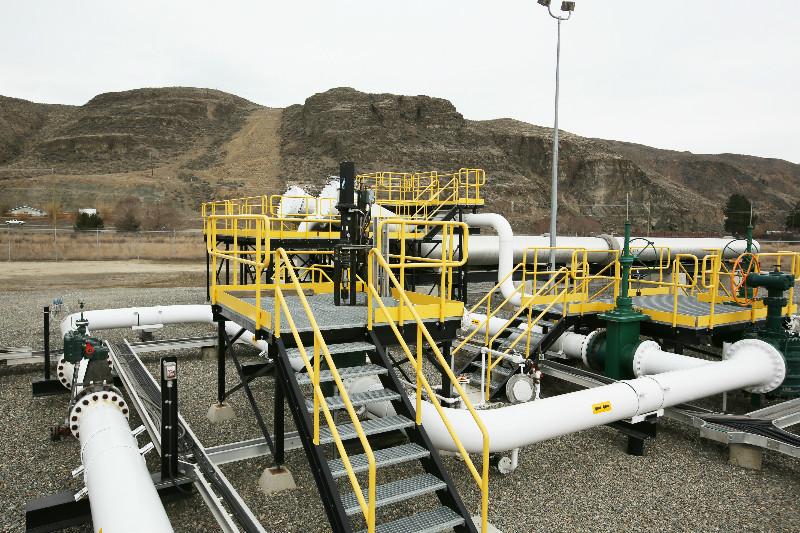 Liquid ring vacuum truck prover station maintenance. | hydrosol system