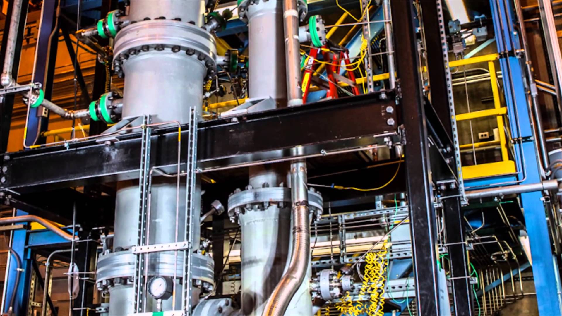 Chemically clean glawss lined reactor vessels | Hydrosol Systems