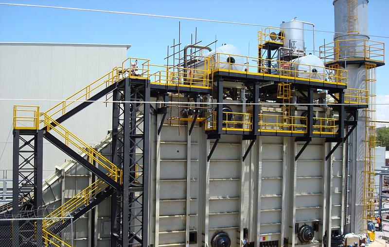 Clean steam piping | hydrosol system