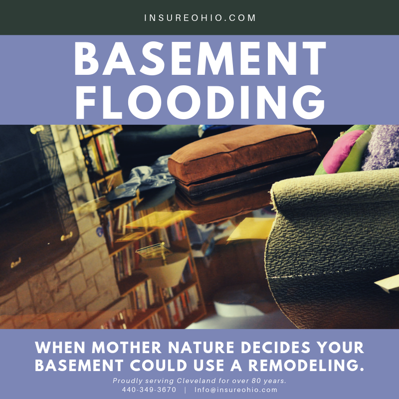 What if you have a water back up in your basement?