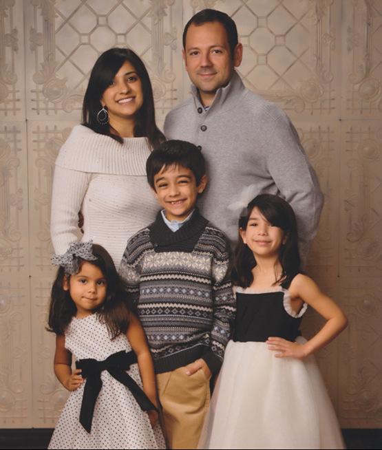 Jarvis Family Portrait
