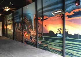 Klub 57 Mural