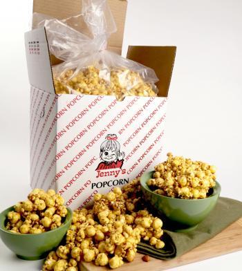 Gift Box, Peanut Caramel Corn