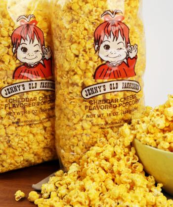 Cheese Corn, 16 Oz   Case of 8 Bags