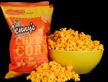 Cheese Corn, 3.5 Oz   Case of 12 Bags